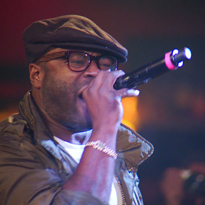 Black Thought Performance