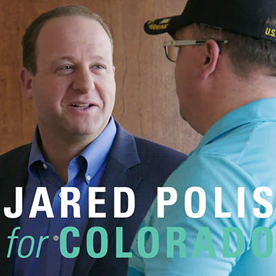 Polis For Colorado - Camp